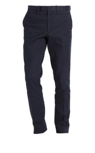 J.LINDEBERG GRANT Spodnie garniturowe mid blue