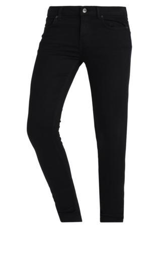 Topman EGYPT DEEJAY Jeans Skinny Fit black