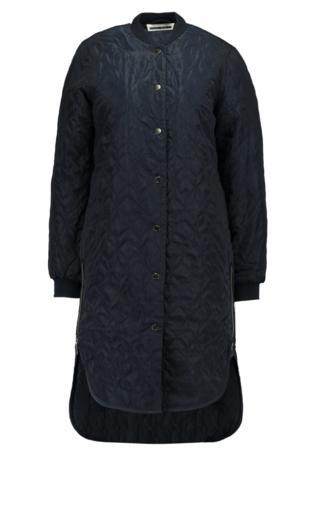 Noisy May NMJUDY Płaszcz wełniany /Płaszcz klasyczny navy blazer