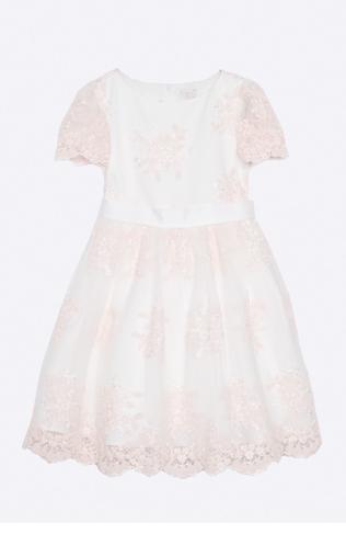 ec3153433d39bb Sukienka midi dwukolorowa Sukienki midi - {Shoperia} Nissa