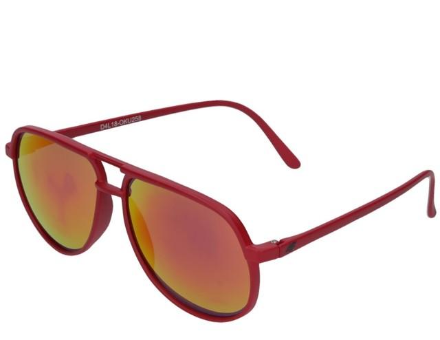 Okulary sportowe uniseks OKU005 - czarny