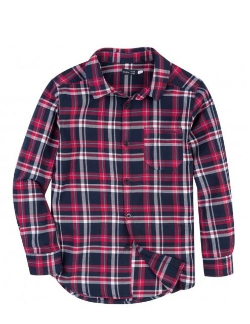 Koszula flanelowa dla chłopca 9-12 lat