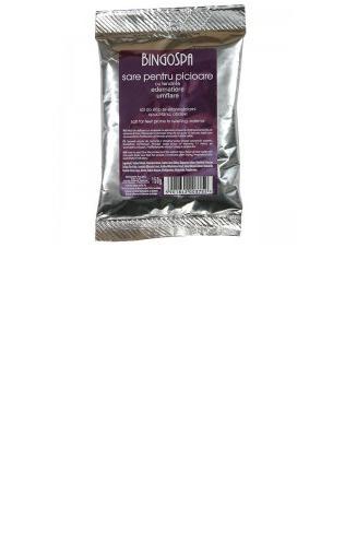 -60 % Sól do stóp ze skłonnościami do ból, opuchlizna, obrzęki - 150g