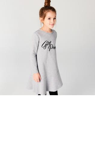 5871ff4f4c Mohito - Tiulowa sukienka dla dziewczynki little princess - Czarny Sukienki  -  Shoperia  Mohito