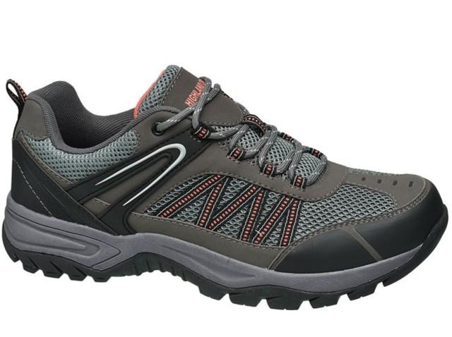 trekkingowe buty męskie Highland Creek czarne
