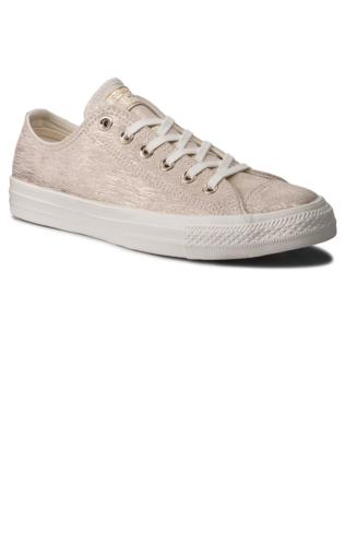 41ff104cbcb14 Tenisówki CONVERSE - Ctas Ballet Lace Ox 563483C Black/Gold/Egret Sneakersy  - {Shoperia} Converse