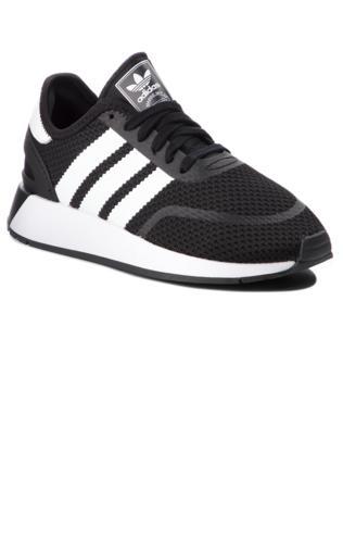 21c1f8d2da8d6 Buty adidas - N-5923 CQ2337 Cblack/Ftwwht/Greone Półbuty i mokasyny - { Shoperia} Adidas