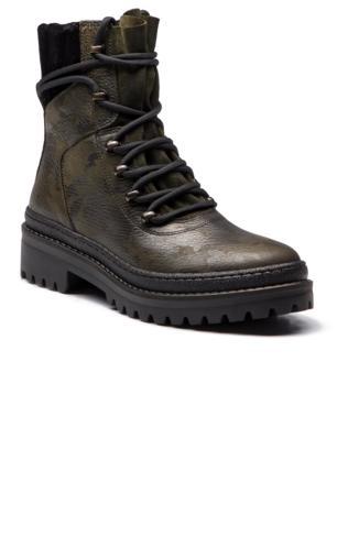 643cd0643101e Trapery TOMMY HILFIGER - Modern Hiking Boot C FW0FW03047 Camo 901 Buty  trekkingowe - {Shoperia} Tommy Hilfiger