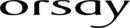 Logo sklepu Orsay