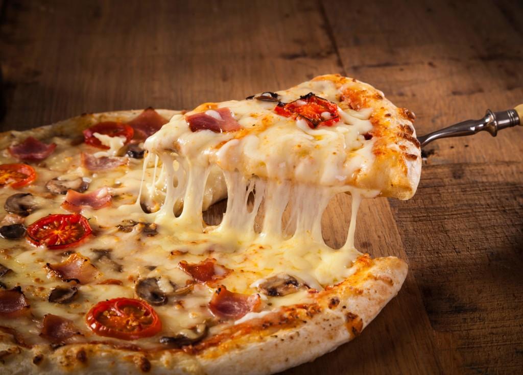 Pizza na sylwestra
