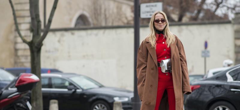 Idealny płaszcz na zimę