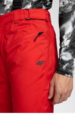 2bc7a1f8c7 Spodnie narciarskie HQ Performance SPMN151 - turkus Spodnie narciarskie i  snowboardowe -  Shoperia