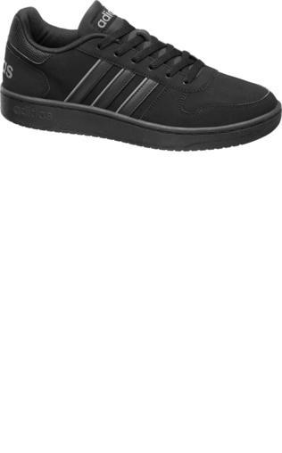 sneakersy męskie adidas Vs Hoops Low 2.0 adidas czarne