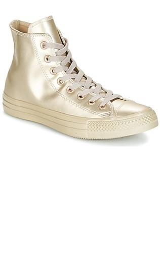 1f71c7aa795a Sneakersy CONVERSE - Ctas Metallic Rubber Hi 553268C Metallic Glacier  Glacier Półbuty -  Shoperia  Converse
