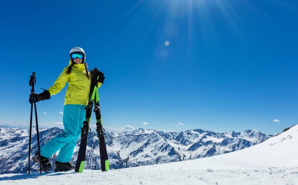 Moda na stok narciarski