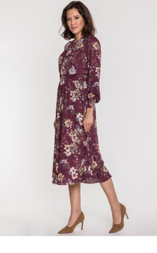 384b931200 Sukienki - Shoperia.pl (kolor fioletowy)
