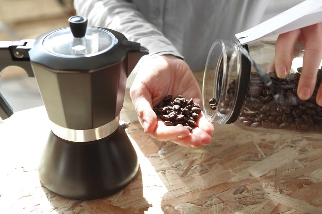 Zestaw do parzenia kawy