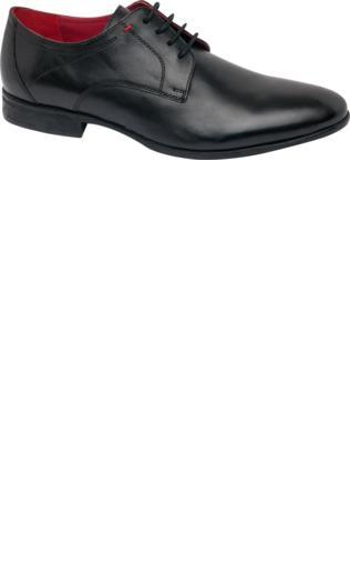 c83478aee2202 eleganckie buty męskie Claudio Conti czarne Półbuty wizytowe - {Shoperia} Claudio  Conti