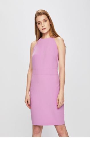 25deab128e Sukienka dla druhny z długim rękawem