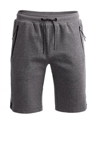 a78c469f9 Spodnie treningowe męskie SPMTR271 - średni szary melanż Odzież -  {Shoperia} 4F