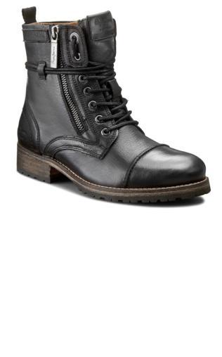 b9dab844 Niskie damskie buty zimowe 3.0 Walkmaxx Comfort Walkmaxx Botki - {Shoperia}  Walkmaxx