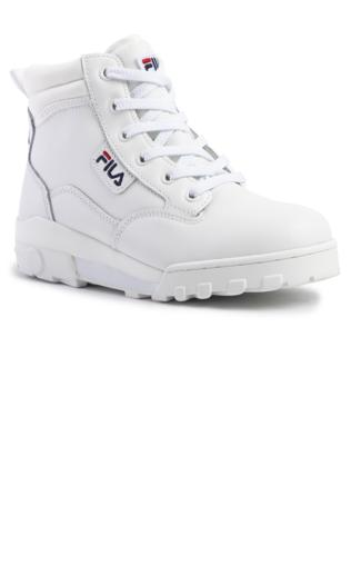 Trapery FILA Grunge II L Mid Wmn 1010741.1FG White